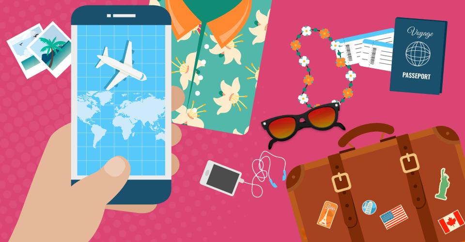 Vacances : notre sélection d'applis incontournables