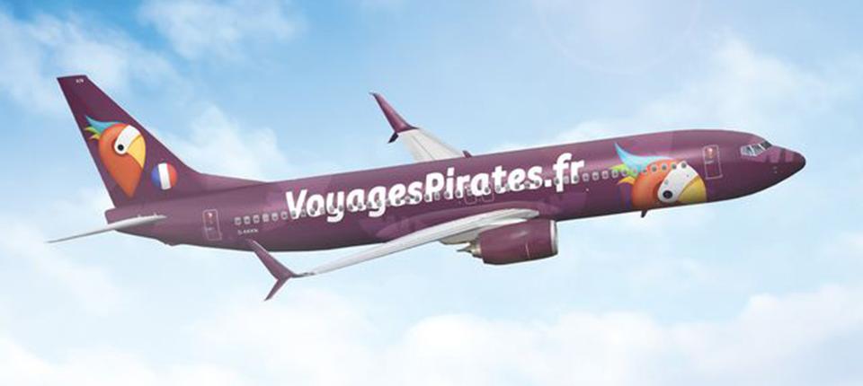 Voyages Pirates, les pirates 2.0 au service de votre porte-monnaie