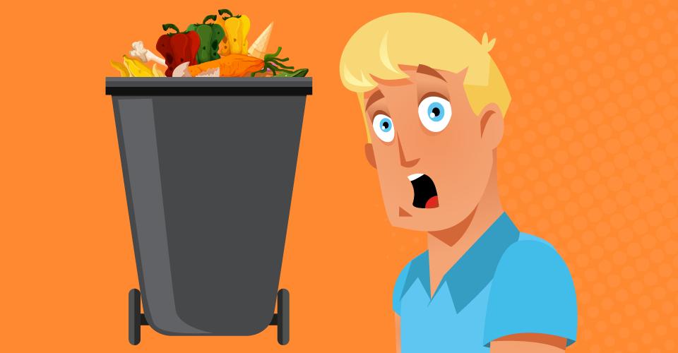 Faites des économies en disant Stop au gaspillage alimentaire !