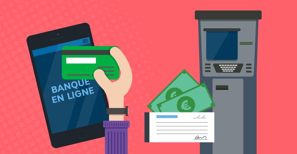 A savoir avant d'ouvrir un compte dans une banque en ligne