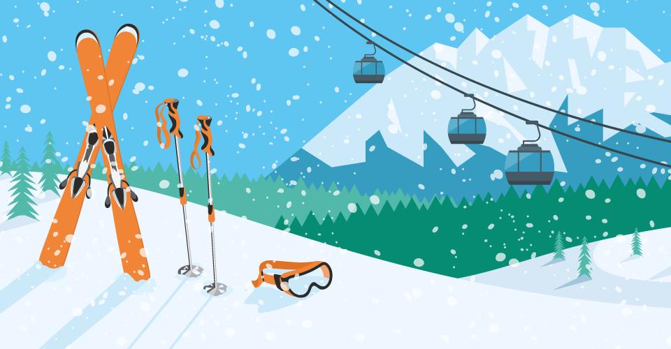 Économisez sur vos vacances au ski