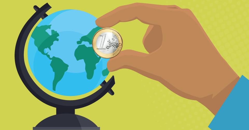 Que peut on acheter avec 1€ dans le monde ?
