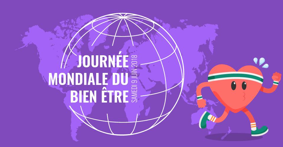 Journée mondiale du bien-être : Prenez le temps !