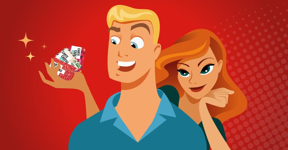 Offrir des cartes cadeaux : le retour de la tendance !