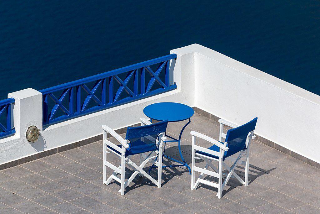 Europe, L'île de Santorin, Grèce