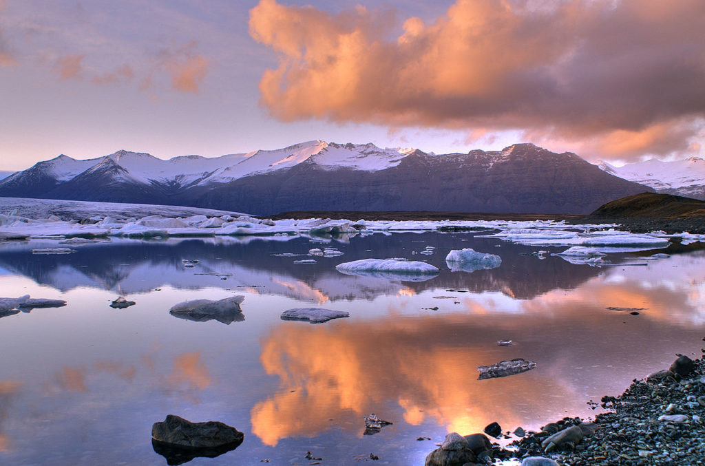 Europe, Jökulsárlón, Islande
