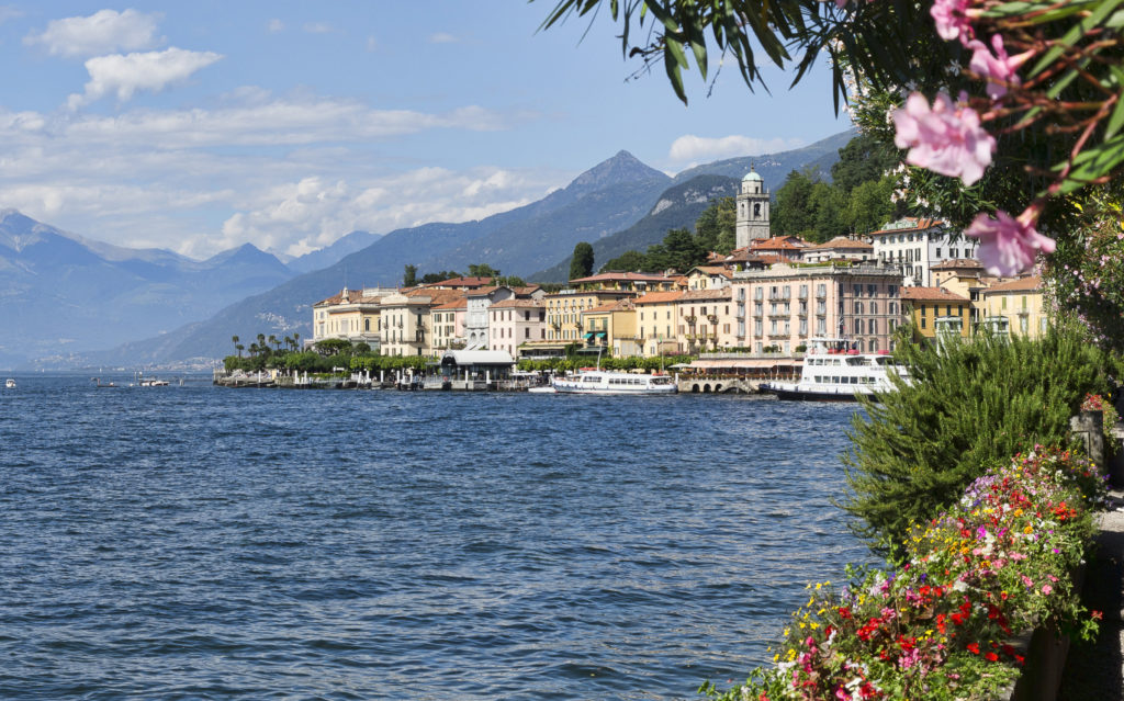 Europe, Le lac de Côme, Italie