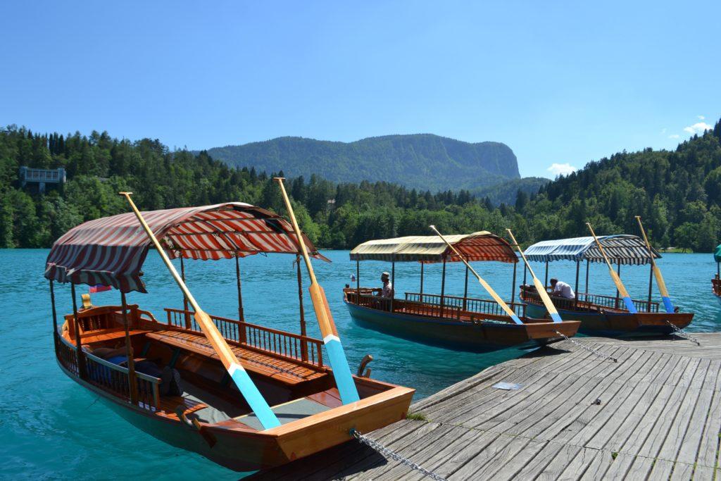 Le lac de Bled - Slovénie