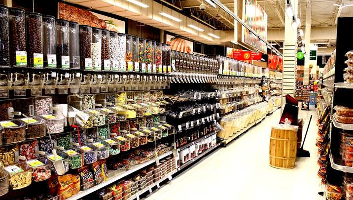 Vrac réductions prix courses