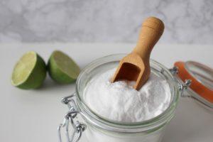 Le bicarbonate de soude vous aide au quotidien