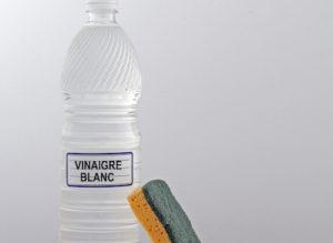 Le vinaigre blanc nettoie toute la maison
